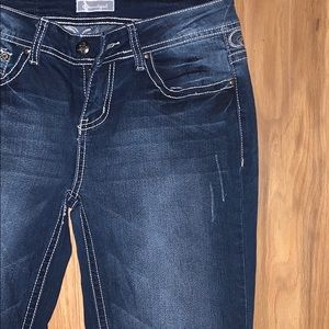 Soundgirl bootcut jeans NWT